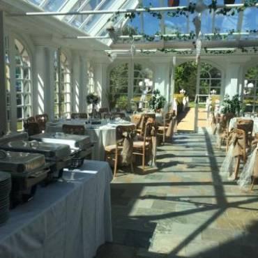 Beautiful location for a beautiful wedding