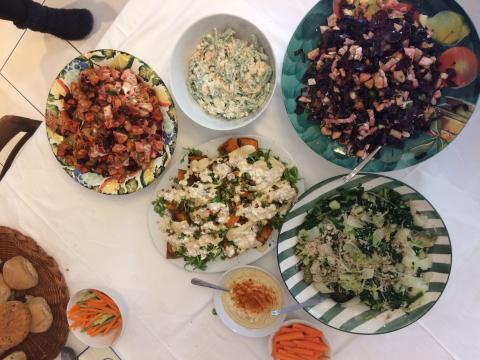 rebecca's party