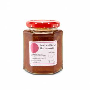 Lemon and Honey Marmalade