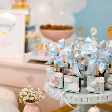Catering at Your Baby Gender Reveal Party